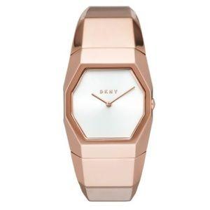 DKNY Gold Tone Women's Beekman Watch
